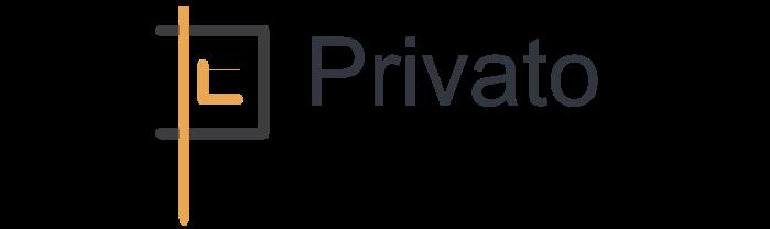 Privato Logo